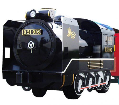 ロードトレイン D51 (デゴイチ)